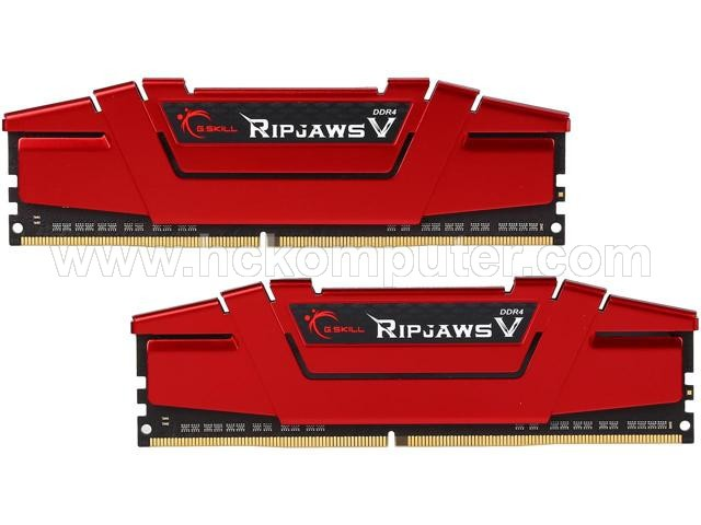 DDR4 GSKILL RIPJAWS 16 GB (2X8GB) 2400 PC19200