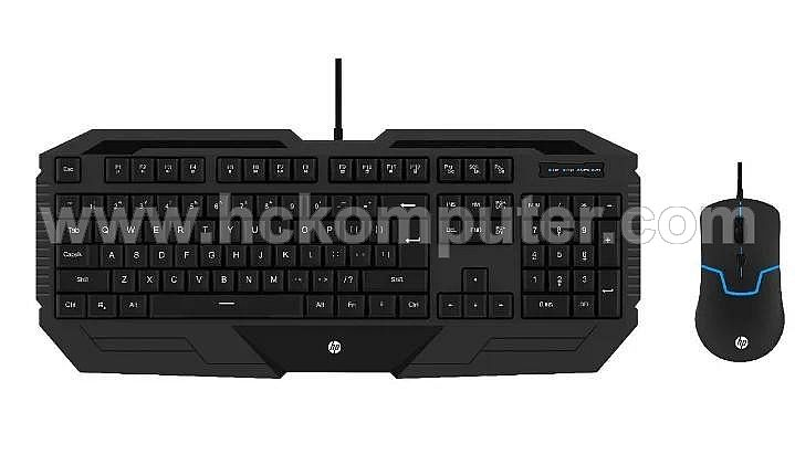 Keyboard + Mouse HP GK1000