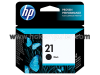 CARTRIDGE HP 21 BLACK ORIGINAL