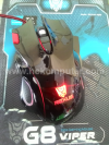 REXUS Gaming Mouse G8 7D VIPER + Turbo button