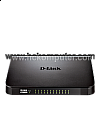 Switch D-LINK 24 PORT DES-1024A 100mbps Plastic case